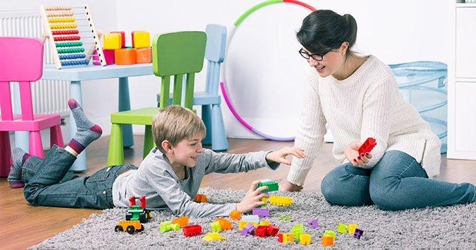 Otizm / Benzeri Durumdaki Çocuklarda Regülasyon ve Floortime