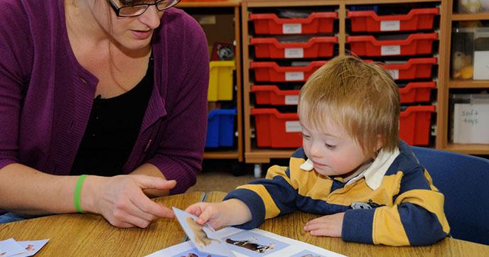 Down Sendromlu Çocuğa Akademik ve Sosyal Beceri Kazandırma